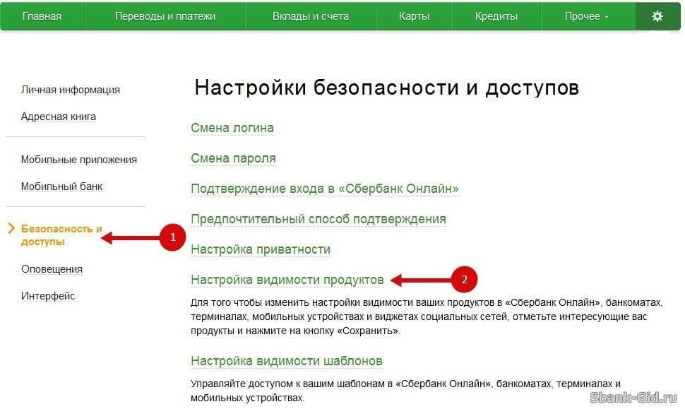 В онлайн сбербанке не отображается кредит банк россии официальный сайт взять кредит