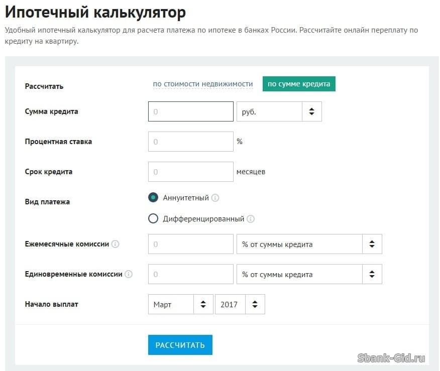 Онлайн калькулятор частично досрочного погашения кредита сбербанк оформить кредит без справок по паспорту онлайн