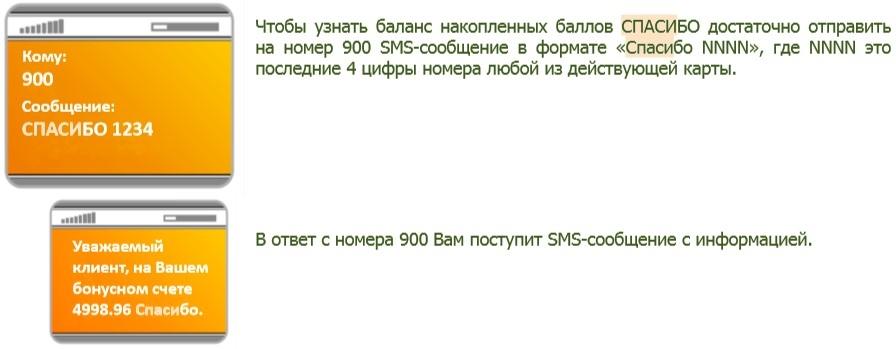 Оплата МТС бонусами Спасибо от Сбербанка
