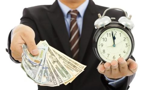 Через сколько времени списывается долг по кредиту